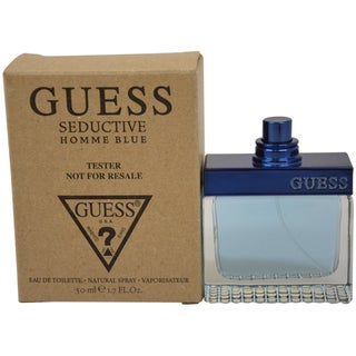 Guess Seductive Homme Blue Guess Men's 1.7-ounce Eau de Toilette Spray (Tester)