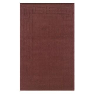Linon Classic Cinnabar Area Rug (5' x 8')
