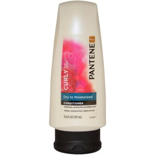 Pantene Pro-V Curly Hair Series Dry to Moisturized 12.6-ounce Conditioner