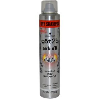 Got2b Rockin' It 4Ever Stylestay Encore Fresh 4.3-ounce Dry Shampoo
