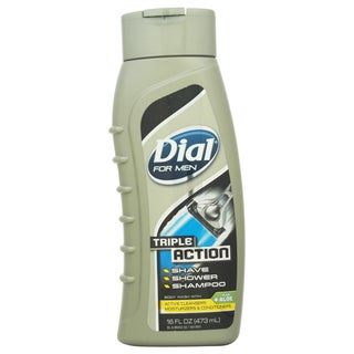 Dial Triple Action Men's 16-ounce Body Wash