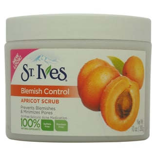 St Ives 10-ounce Blemish Control Apricot Scrub