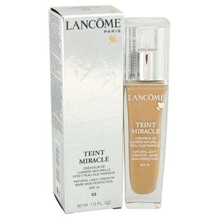 Lancome Teint Miracle Natural Light Creator 03 Beige Foundation