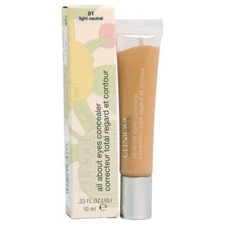 Clinique All About Eyes 01 Light Neutral Concealer