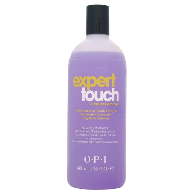 OPI Expert Touch 16-ounce Lacquer Remover (1)