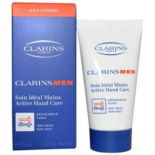 Clarin Men's Active 2.6-ounce Hand Cream