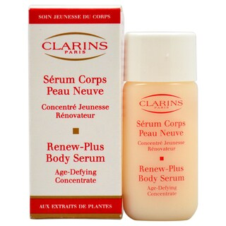 Clarins Renew Plus Body 6.8-ounce Serum