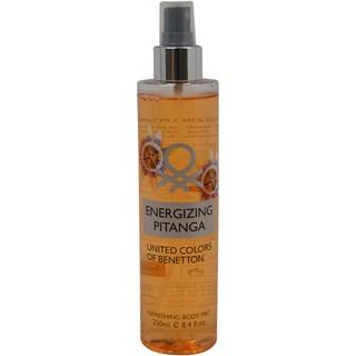 United Colors of Benetton Energizing Pitanga Women's 8.4-ounce Body Mist