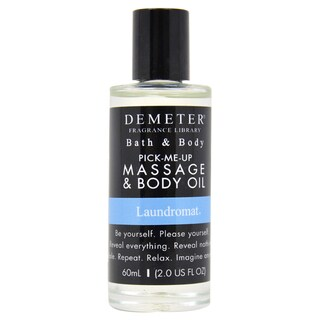 Laundromat Demeter 2-ounce Massage and Body Oil