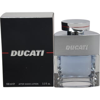 Ducati Men's 3.3-ounce After Shave Lotion