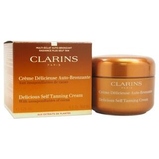 Clarins Delicious Sun Care 4.5-ounce Self Tanning Cream