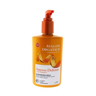 Avalon Organics Vitamin C Hydrating 8.5-ounce Cleansing Milk