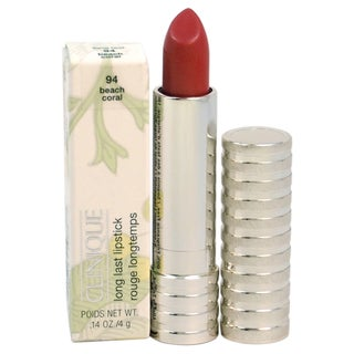 Clinique Long Last 94 Beach Coral Lipstick