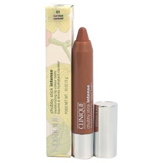 Clinique Chub Stick Intense Moisturizing Balm 01 Curviest Caramel Lipstick