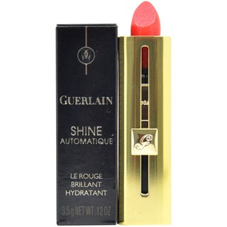 Guerlain Shine Automatique 221 Rouge De Damas Hydrating Lip Shine