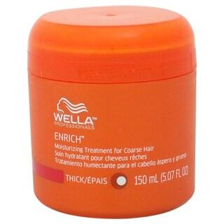 Wella Enrich Moisturizing for Coarse Hair 5.07-ounce Treatment