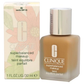 Clinique Superbalanced 05 Vanilla Foundation (Normal to Oily Skin)