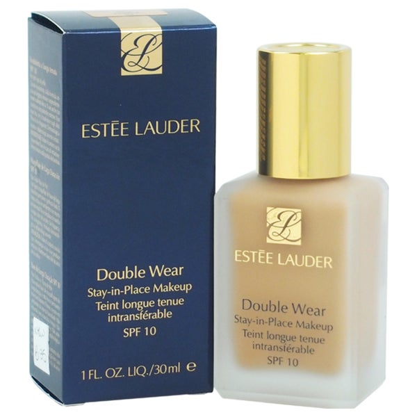 shop estee lauder double wear stay in place makeup spf 10 4 pebble 3c2 free shipping on