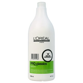L'Oreal Paris Pro Classics Texture Pre Straightening and Perming 50.7-ounce Shampoo