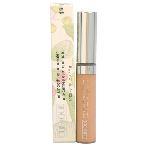 Bare Minerals Bare Skin >> Shop Clinique Line Smoothing 02 Light Concealer - Free Shipping On Orders Over $45 - Overstock ...