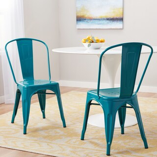 Tabouret Bistro Peacock Dining Chairs (Set of 2)