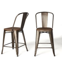 Armen Living Counter & Bar Stools
