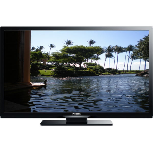 shop philips 46 inch 1080p smart internet tv led hdtv w wifi 46pfl3608 f7 refurbished. Black Bedroom Furniture Sets. Home Design Ideas