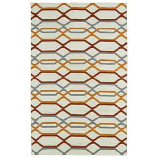 Hollywood Flatweave Ivory Stripes Rug (9' x 12')|https://ak1.ostkcdn.com/images/products/9413056/P16600723.jpg?impolicy=medium