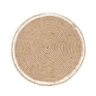 Jute Design Placemat (Set of 4)