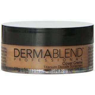 Dermablend SPF 30 Chroma 5 3/4 Toasted Brown 1-ounce Cover Creme