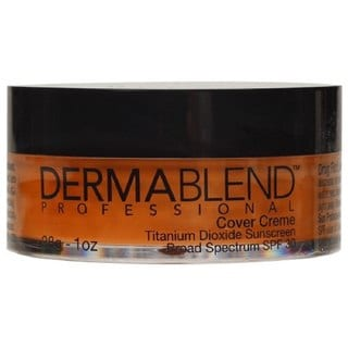 Dermablend SPF 30 Chroma 4 Reddish Tan 1-ounce Cover Creme