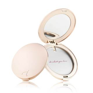 Jane Iredale Pressed Powder Refillable Gold Compact