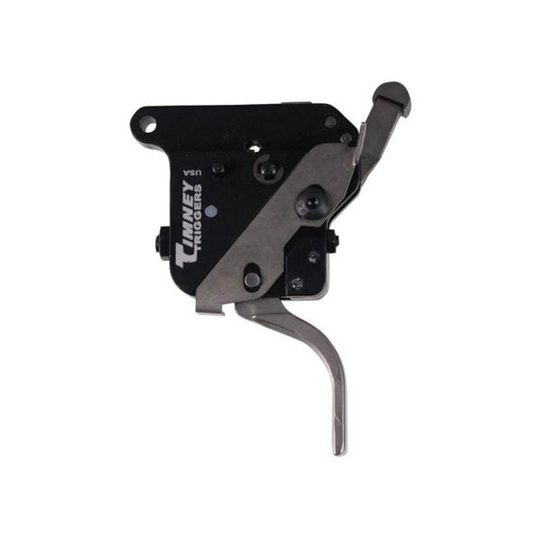 Timney Triggers Remington 700 Nickel Plate w/Safety RH 512