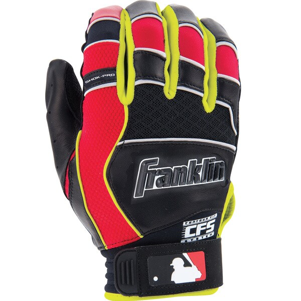Franklin Sports Youth Shok-Pro Batting Glove