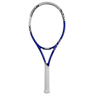 Wilson Four BLX Blue and White Tennis Racquet