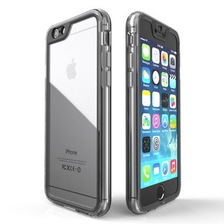 rooCASE Gelledge Premium Hybrid PC and TPU Full Body Case Cover for Apple iPhone 6 4.7-inch (2014) / 6s (2015)