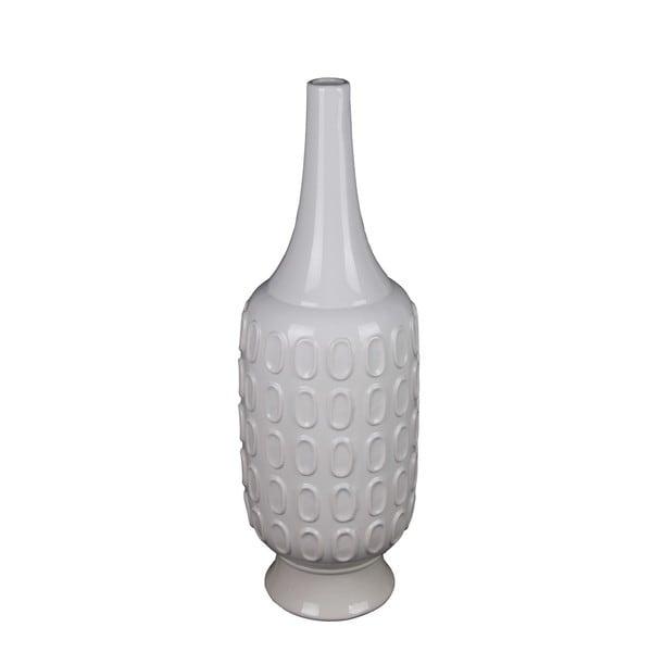 Shop Large White Circle Ceramic Vase Free Shipping Today