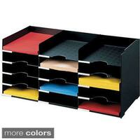 Paperflow 26.5-inch Wide Stackable Horizontal Organizer