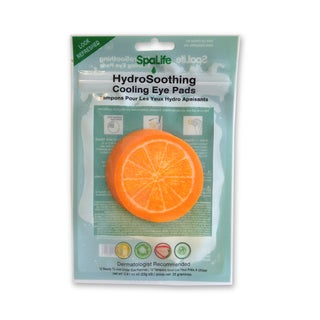 My Spa Life Orange Hydro Soothing Cooling Eye Pads