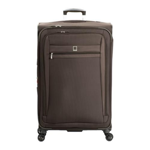 Shop Delsey Helium Hyperlite Mocha 29 Inch Spinner Upright Suitcase Free Shipping Today