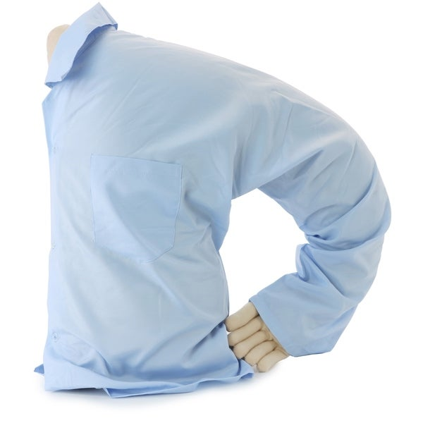 Boyfriend Pillow - Intimate Romantic Bedroom Companion or Partner. Opens flyout.