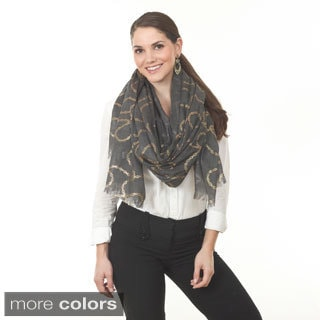Printed Design Scarf
