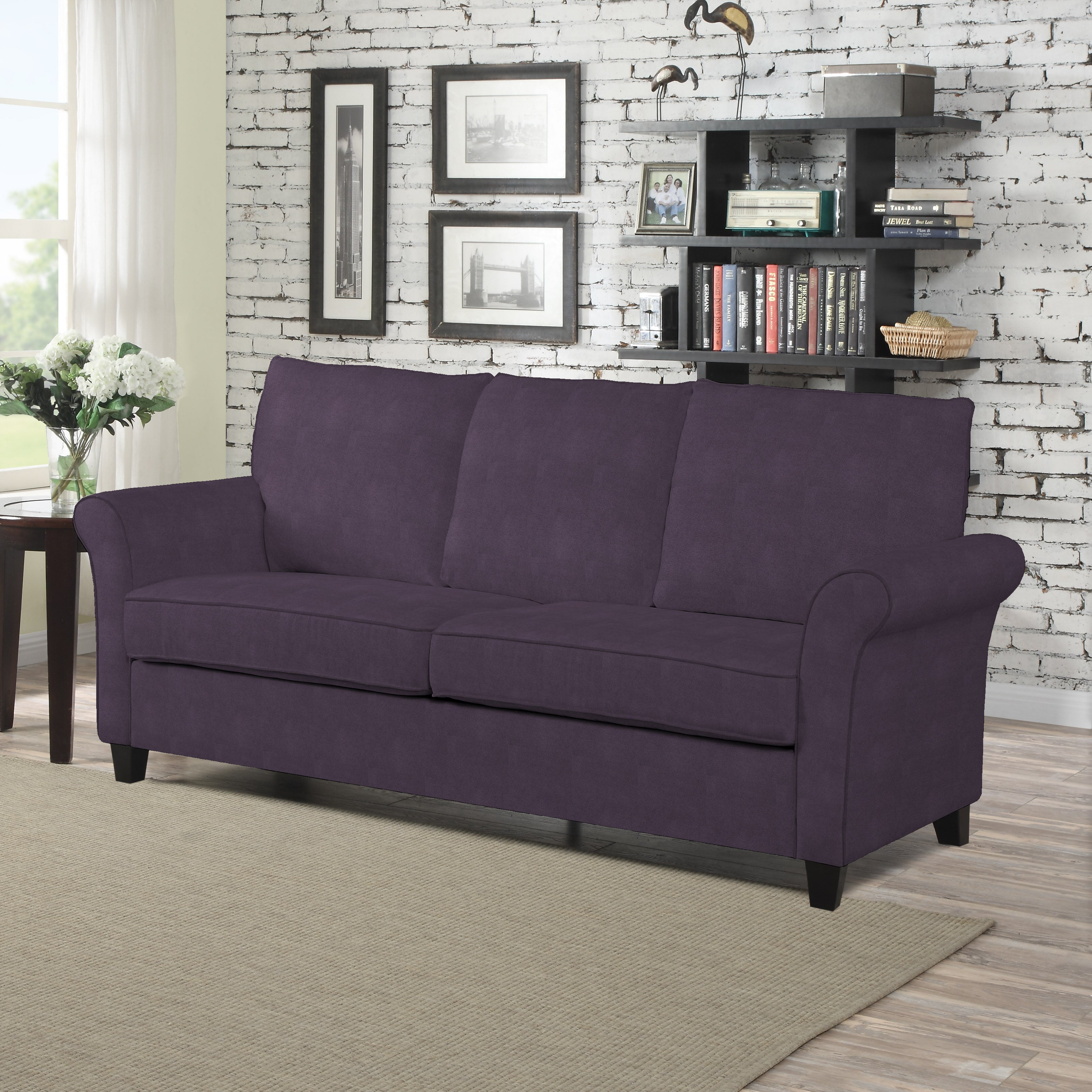 country from appeal plum modern gorgeous loveseat pin the this a boasting windermere living