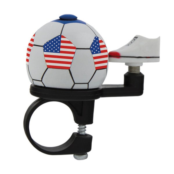 USA Soccer Bicycle Bell