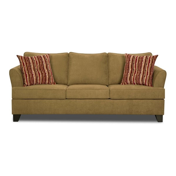 Shop Made to Order Simmons Upholstery Diver Treasure Queen ...