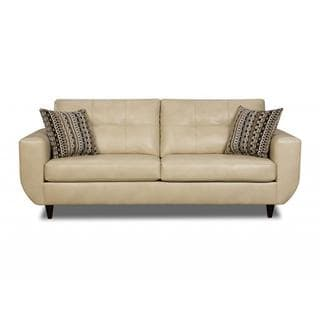 Made to Order Simmons Upholstery Jamestown Champagne Sofa