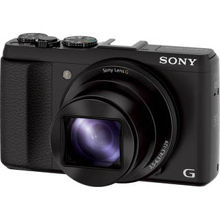 Sony Black Cyber-shot HX60V Digital Camera
