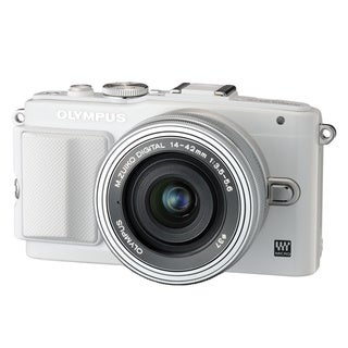 Olympus E-PL6 Digital Camera with 14-42mm Lens