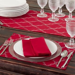 Embroidered Ikat Design Table Runners or Set of 4 Placemats|https://ak1.ostkcdn.com/images/products/9415806/P16603187.jpg?impolicy=medium