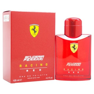 Ferrari Scuderia Racing Red Men's 4.2-ounce Eau de Toilette Spray